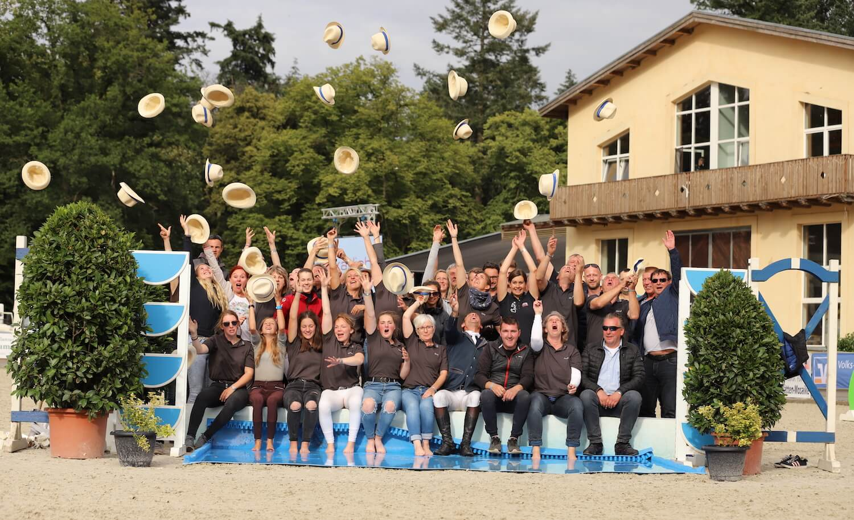 Sportpferde Bruhns - Schlossgestüt Team